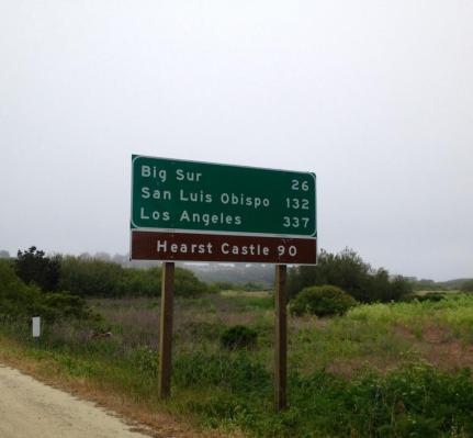 Big Sur - 26 miles