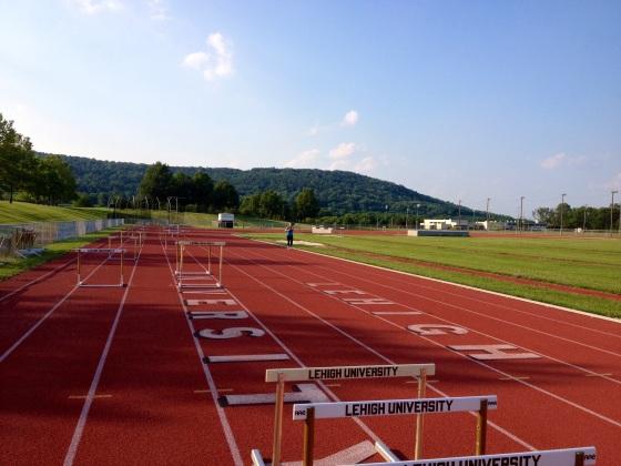 Lehigh Track