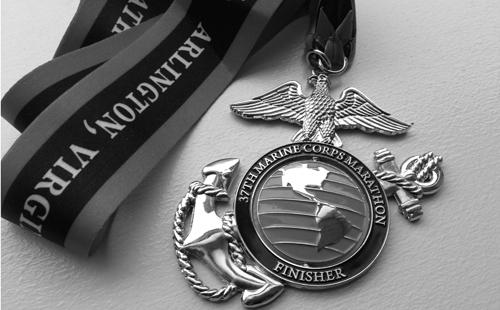 Marine Corp Medal 2012