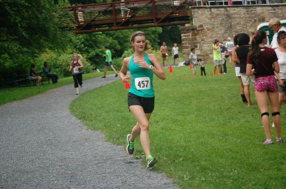 From the Lehigh Valley Summer Series 5K this week.
