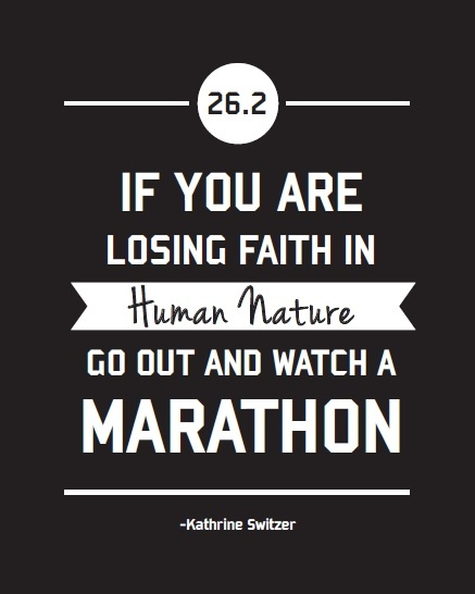 Watch A Marathon