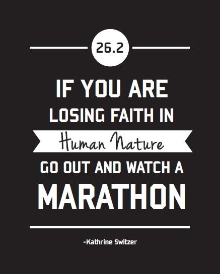 Watch A Marathon