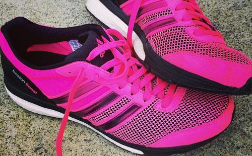 My speedy shoes!